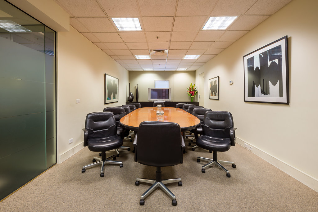 Serviced Office Meeting Rooms